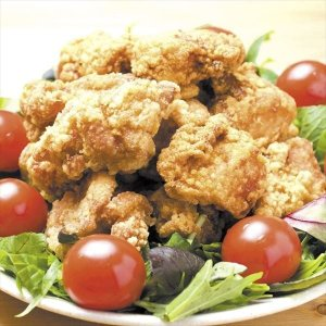 からあげ 訳あり 鶏唐揚げ(1kg)1kg×2袋 冷凍便 お弁当に 国華園|seikaokoku