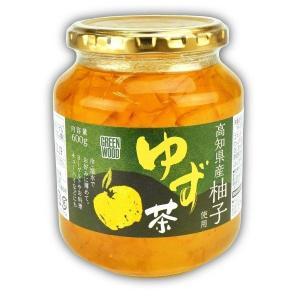 食品 高知産 ゆず茶 2本|seikaokoku