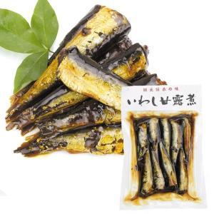 いわし甘露煮 2袋メール便|seikaokoku