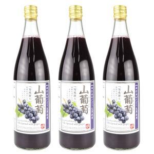 長野産 山ぶどうジュース 白箱 3本|seikaokoku
