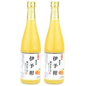 愛媛産 伊予柑ジュース 2本|seikaokoku