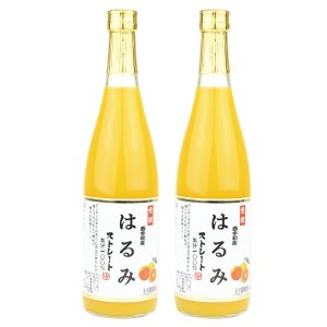 愛媛産 はるみジュース 2本|seikaokoku