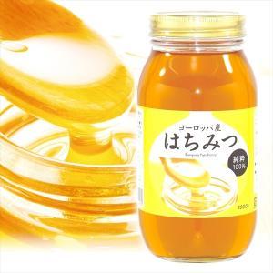 蜂蜜 ヨーロッパ産はちみつ 1本 食品 国華園 seikaokoku
