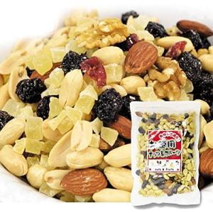 ナッツ お得用 ナッツ&フルーツ 2袋 (1袋300g入り) 国華園|seikaokoku
