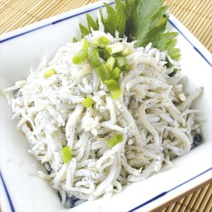 しらす 国産 釜揚げしらす(1袋)1kg 冷凍便 国華園|seikaokoku