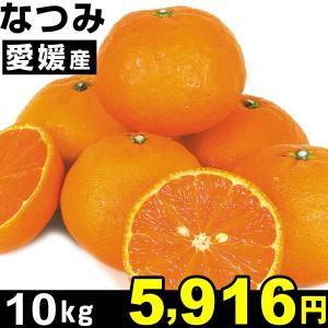 みかん 愛媛産 なつみ 10kg1組 ご家庭用 食品 seikaokoku