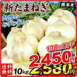 熊本産 新たまねぎ(10kg)現在出荷中 S〜2L 玉葱 ご家庭用 野菜 国華園|seikaokoku