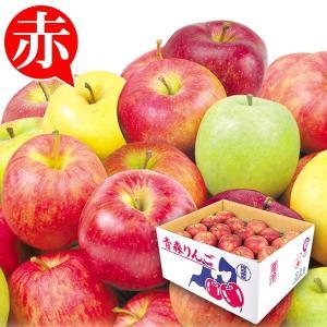 りんご おまかせりんご 10kg1箱 「赤りんご」 お買得 格安 青森県産 ご家庭用 訳あり 林檎 食品 果物 seikaokoku