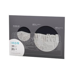 IKOR la ville 005 KOBE(イコー ラ・ヴィル 005 神戸)用交換フィルター4枚/1セット入り|seikatsu-oasis