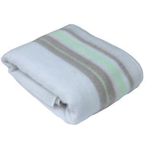 《洗える敷毛布》TEKNOS 敷き毛布EM-507M 140×80cm