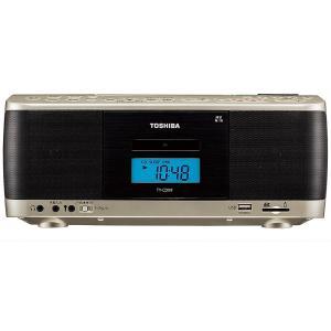 《カセットテープ、CD、ラジオなどの外部音源から、SDカードやUSBメモリへ録音》東芝 CDラジオカセットレコーダーTY-CDX9(N)USBメモリー・SDカード対応