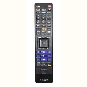 東芝REGZAブルーレイディスクレコーダー用リモコンSE-R0468(東芝部品コード:7910679...