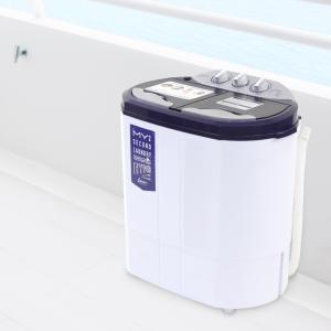 二層式洗濯機 新型 マイセカンドランドリーハイパー | 洗面...
