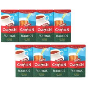 コストコ オーガニック ルイボスティー 160P×2セット カルミエン CARMIEN お茶 seikatsuryouhin