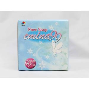 万能粉石鹸 えみな99 -EXTRA-  えみな99エクストラ Pure Soap emina99 -EXTRA- 洗濯石鹸 洗剤|seikatukankyou