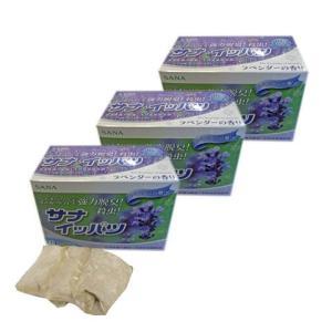 汲取りトイレ強力脱臭 サナ・イッパツ(20パック/箱×3)|seiketu-online