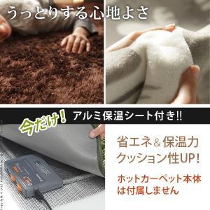 ラグ カーペット 1畳 190x100 北欧 ホットカーペット対応 マット 洗える 床暖房対応 7柄 モリス|seikinn|02