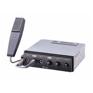 拡声器 TOA 40W 車載用アンプ CA-400DN 選挙は当店におまかせ下さい seiko-techno-pa