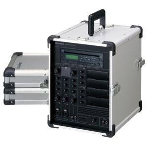 ユニペックス キャリングアンプ CGA-200DA|seiko-techno-pa