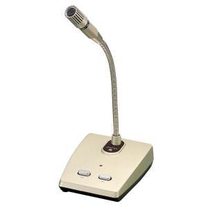 TOA 卓上型マイク電子チャイム付 EC-100M|seiko-techno-pa