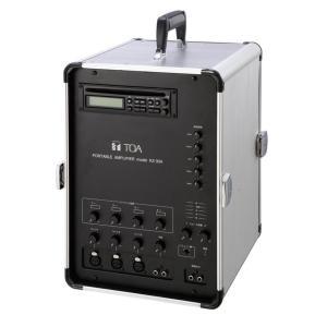 TOA 移動用PAアンプ 30W KZ-30A|seiko-techno-pa