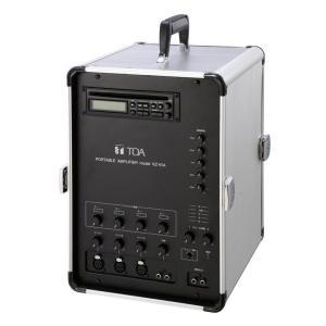TOA 移動用PAアンプ 65W KZ-65A|seiko-techno-pa