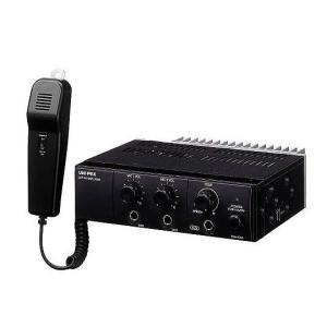 拡声器 ユニペックス 60W 車載アンプ NDA-602A 選挙は当店におまかせ下さい seiko-techno-pa