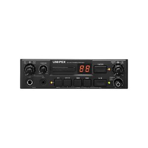 拡声器 ユニペックス 20W SDレコーダー付車載用アンプ NDS-202A  seiko-techno-pa