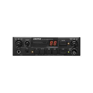 拡声器 ユニペックス 20W SDレコーダー付車載アンプ NDS-204A 24V用 seiko-techno-pa