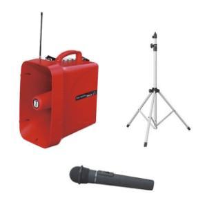 拡声器 30W PLL300MHz帯 選挙用スピーチセット TWB-300S ST-110 WM-3400|seiko-techno-pa