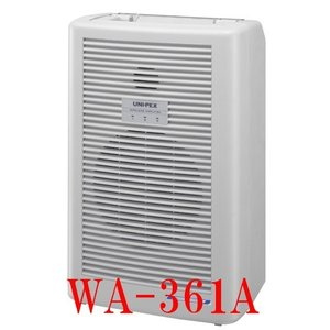 ユニペックス 300MHz帯 ワイヤレスアンプ WA-361A|seiko-techno-pa