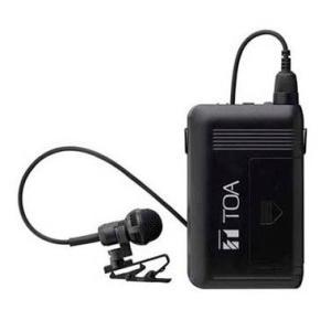 TOA 800MHz帯 ワイヤレスピンマイク WM-1320 在庫あり|seiko-techno-pa