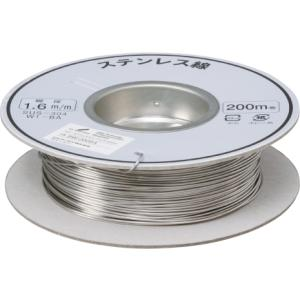 DXアンテナ 1.6mmステンレス支線 200m BW-200SA|seiko-techno