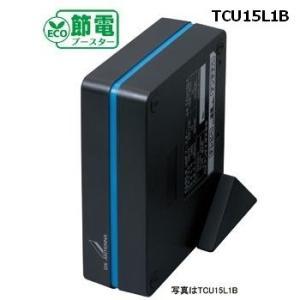 DXアンテナ 卓上用 CS・BS/UHFブースター 15dB型 TCU15L1B|seiko-techno