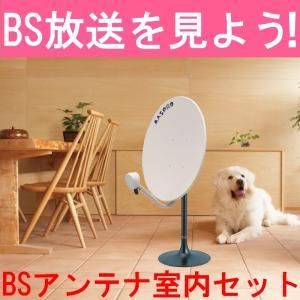 室内用 BSアンテナセット BC45R 在庫あり即納