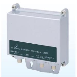 DXアンテナ CS-IF帯 垂直・水平偏波混合器 CM-2CB|seiko-techno