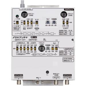 DXアンテナ 共同受信用 770MHz帯双方向ブースター 38dB型 KRW-802 seiko-techno