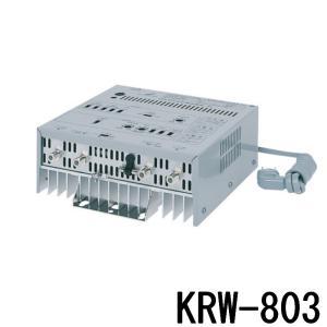 DXアンテナ 共同受信用 770MHz帯双方向ブースター 26dB型 KRW-803 seiko-techno