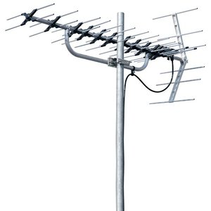 地デジ 超高性能UHFアンテナ マスプロ 14素子 LS146TMH 13〜34ch|seiko-techno
