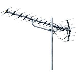地デジ 高性能UHFアンテナ マスプロ 20素子 LS206|seiko-techno