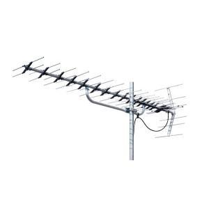 地デジ 超高性能UHFアンテナ マスプロ 20素子 LS206TMH 13〜34ch|seiko-techno
