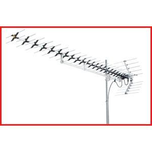 共同受信用 UHFアンテナ マスプロ 27素子 LS27GN 13〜52ch|seiko-techno