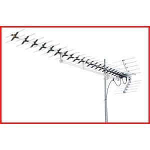共同受信用 UHFアンテナ マスプロ 27素子 LSL27GN 13〜44ch|seiko-techno
