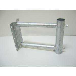 マスプロ 亜鉛メッキ 突き出し側面金具 SB22S|seiko-techno