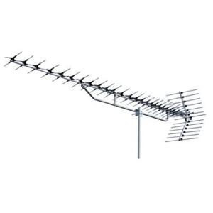 共同受信用 UHFアンテナ DXアンテナ 27素子 ステンレス製 UAX27Y1S 13〜52ch|seiko-techno