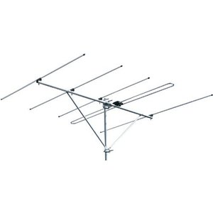 FMアンテナ 5素子 BL認定品 DXアンテナ 共同受信用 ステンレス製  VSFMWS1|seiko-techno