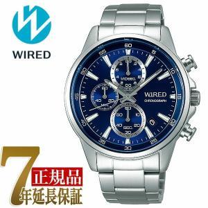SEIKO WIRED セイコー ワイアード クオーツ クロノグラフ メンズ 腕時計 AGAT423|seiko3s