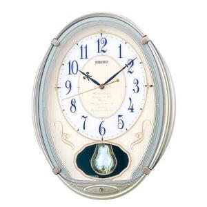 SEIKO セイコー ウエーブシンフォニー 電波掛時計 AM222H 正規品【ネコポス不可】 seiko3s
