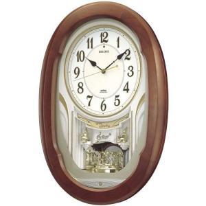 SEIKO セイコー ウエーブシンフォニー 電波掛時計 AM234H 正規品【ネコポス不可】 seiko3s
