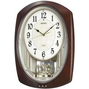 SEIKO セイコー ウエーブシンフォニー 電波掛時計 AM239H 正規品【ネコポス不可】 seiko3s